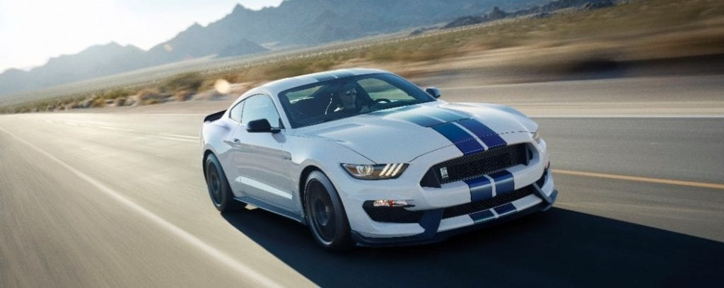 Try out the Ford Mustang at our Ride and Drive Center!