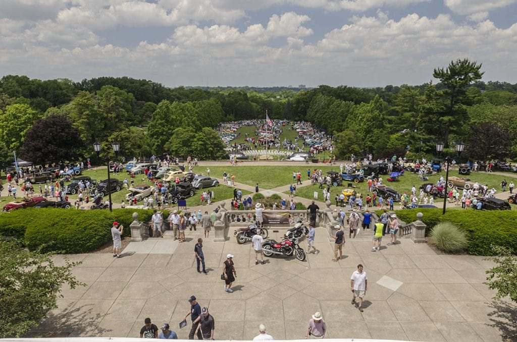 Don T Miss The Cincinnati Concours D Elegance At Ault Park