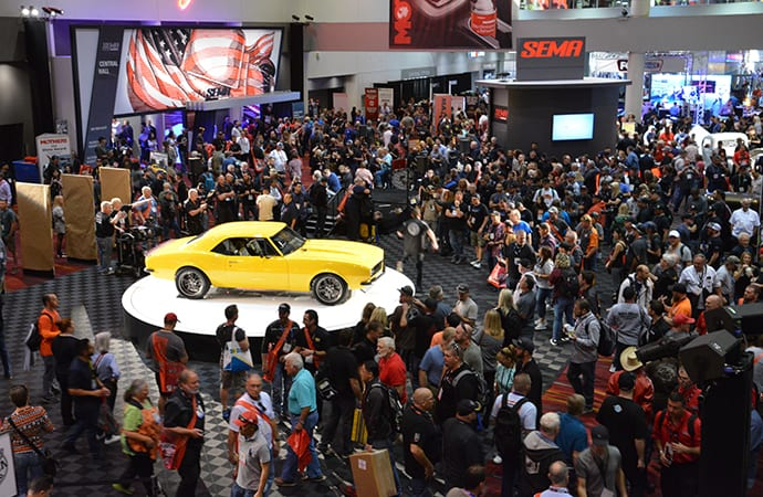 Sema Show Set For Nov 5 8 In Las Vegas Cincinnati Auto Expocincinnati Auto Expo